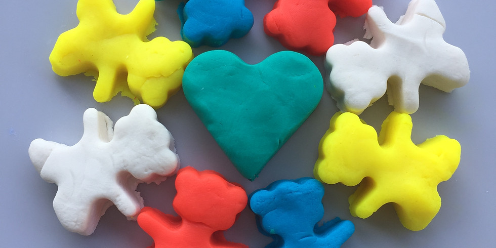 Play Doh Play Date For Ages 1-3 (Free Event)