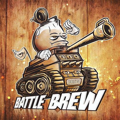 Battle Brew [Print]