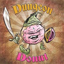 Dungeon Donut [Print]