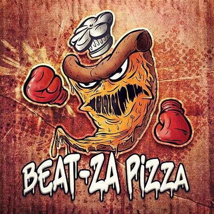 Beat-Za Pizza [Print]