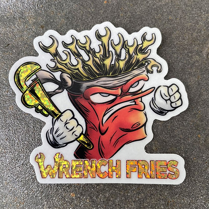 Wrench Fries 2021