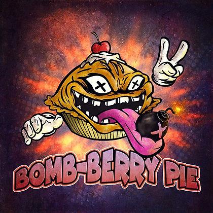 Bomb-Berry Pie [Print]