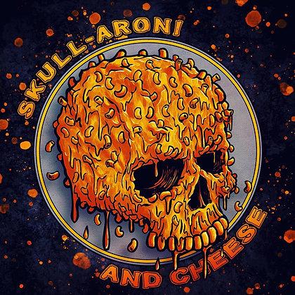 Skull-aroni & Cheese [Print]