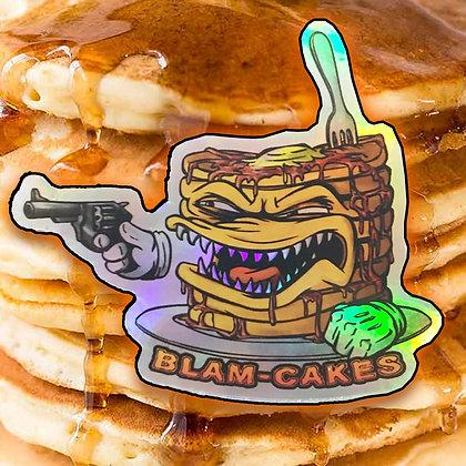 Blam Cakes