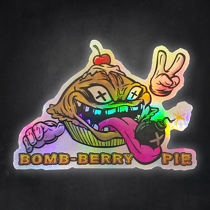 Bomb-Berry Pie
