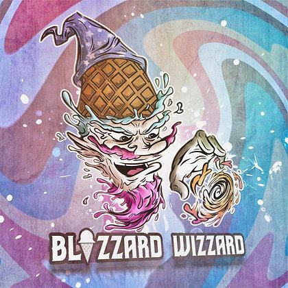 Blizzard Wizzard [Print]