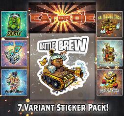 Variant Sticker Pack