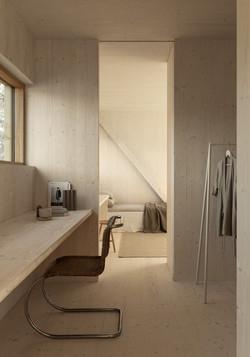 Villa Svartgarn, Residence 2020, Photographer Erik Lefvander