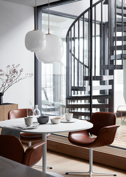 The Danish home
