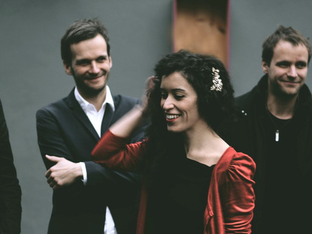 MARLY MARQUES QUINTET / Luxembourg