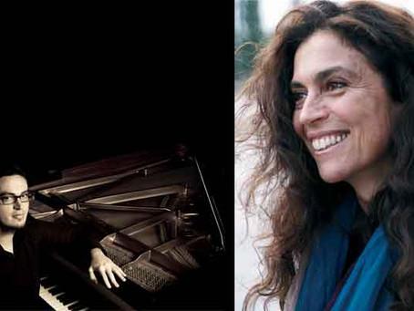 Savina Yannatou & Francesco Turrisi (Grèce/Irlande)