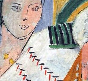 La Reine Marie et la blouse roumaine