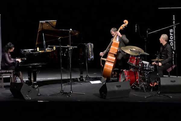 Jazzycolors 2018 - Ramona Horvath Quartet
