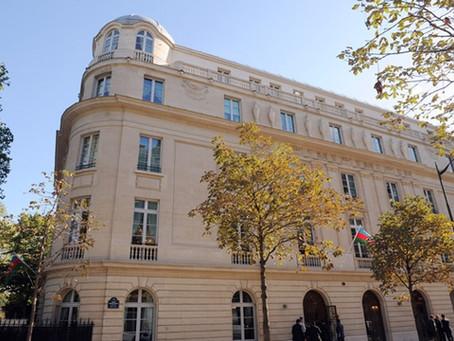 Service culturel de l'Ambassade d'Azerbaïdjan
