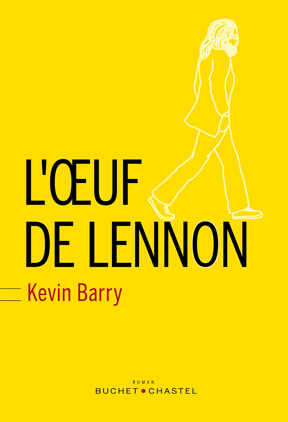 Nuit de la littérature - Kevin Barry