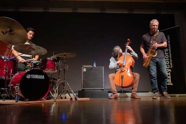 Jazzycolors 2018 - Rodrigo Amado Motion Trio (Portugal)