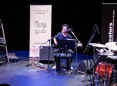 Photos du concert d'ouverture de Jazzycolors