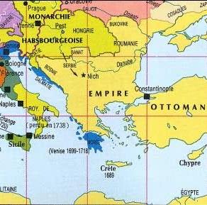 Splendeur de l'Empire Ottoman
