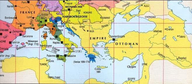 FICEP - Semaine des cultures étrangères 2016 - Splendeur de l'Empire Ottoman