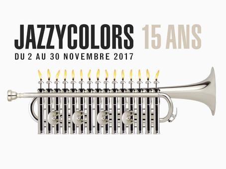 Jazzycolors 2017 - 15 ans déjà!!!