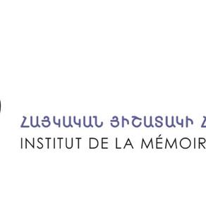 Institut de la Mémoire arménienne