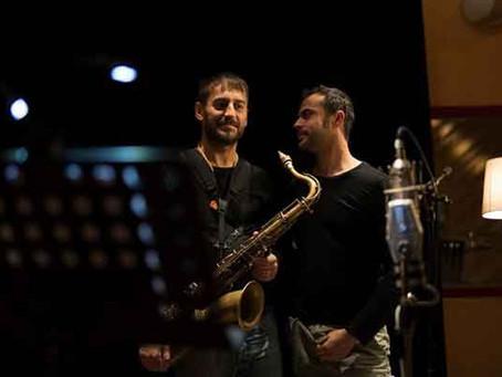Giovanni Guidi & Francesco Bearzatti (Italie)