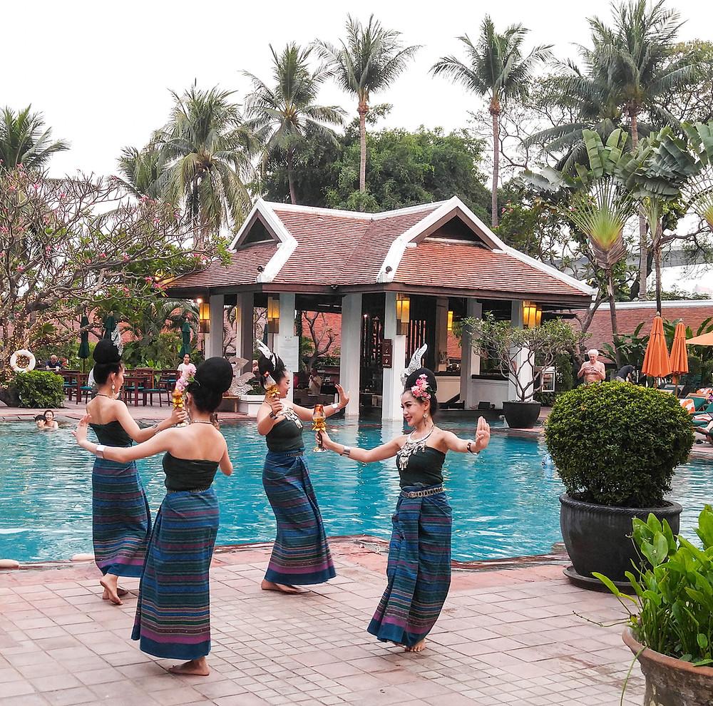 Anantara Riveerside Resort, Bangkok, Thailand