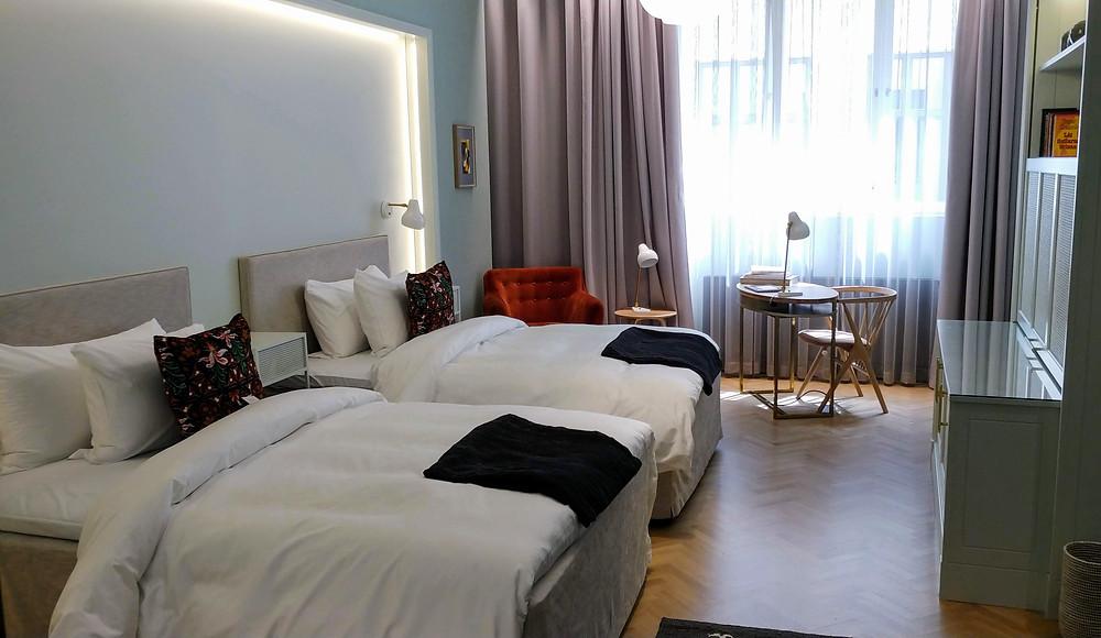 Hotel St. George Helsinki, Companion Twin -room