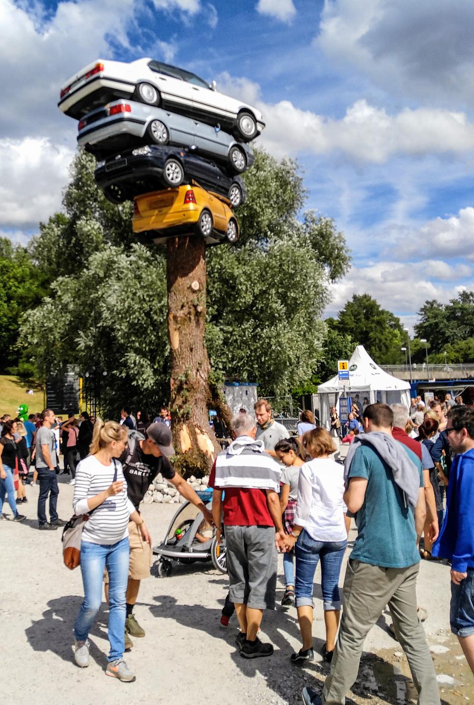 Tollwood Summer Festival, Munich