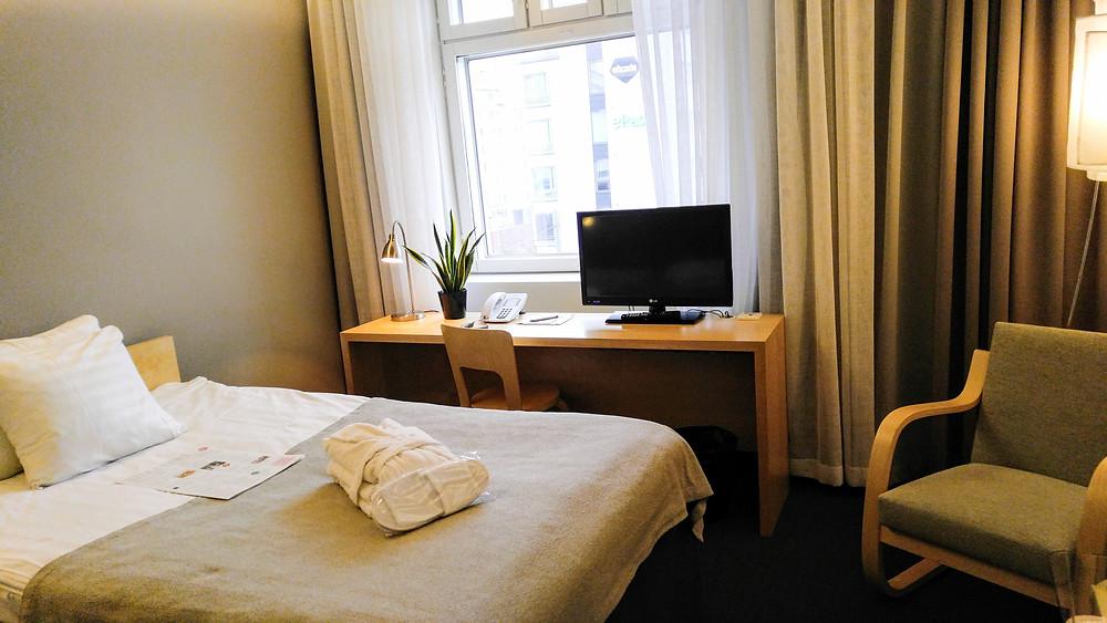 Hotel Helka, Helsinki, Finland