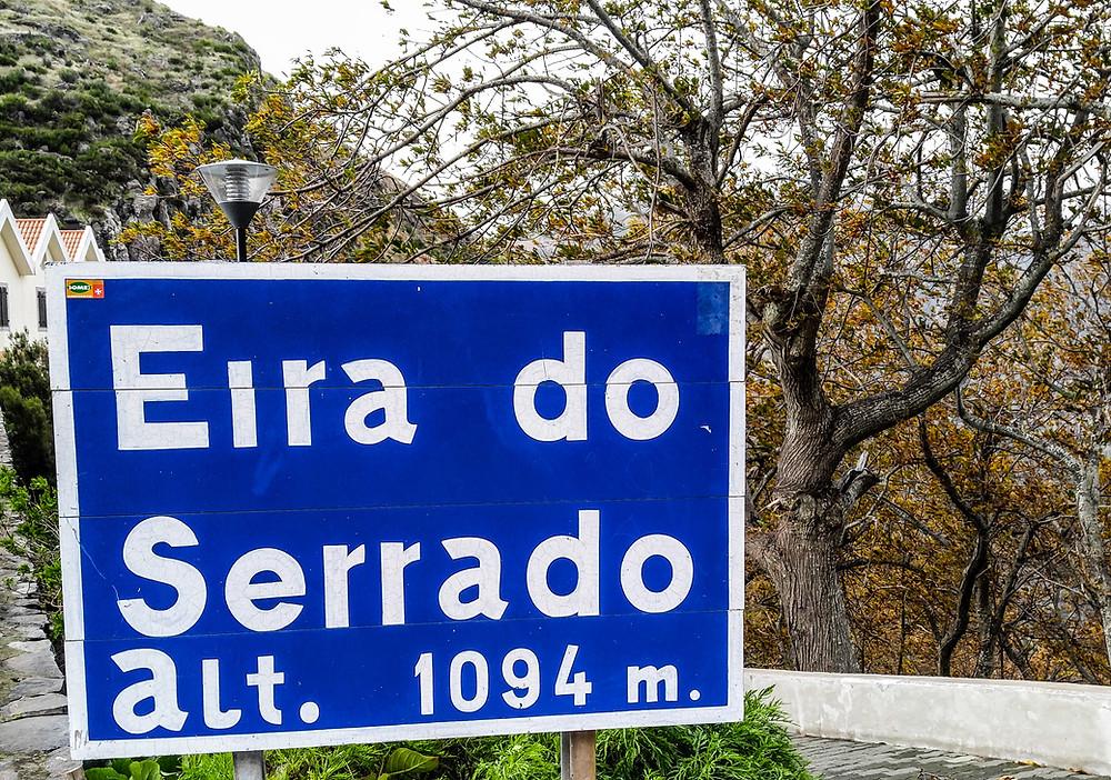 Eira do Serrado, Madeira