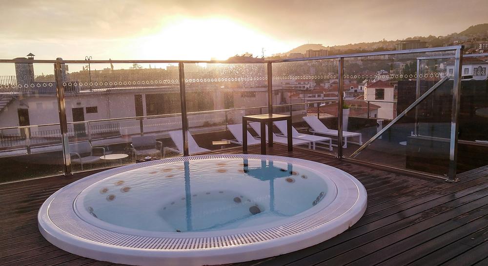 Hotel Castanheiro, Funchal, Madeira