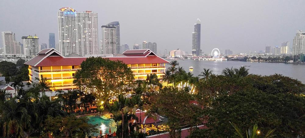 Anantara Riverside Resort, Bangkok Thailand