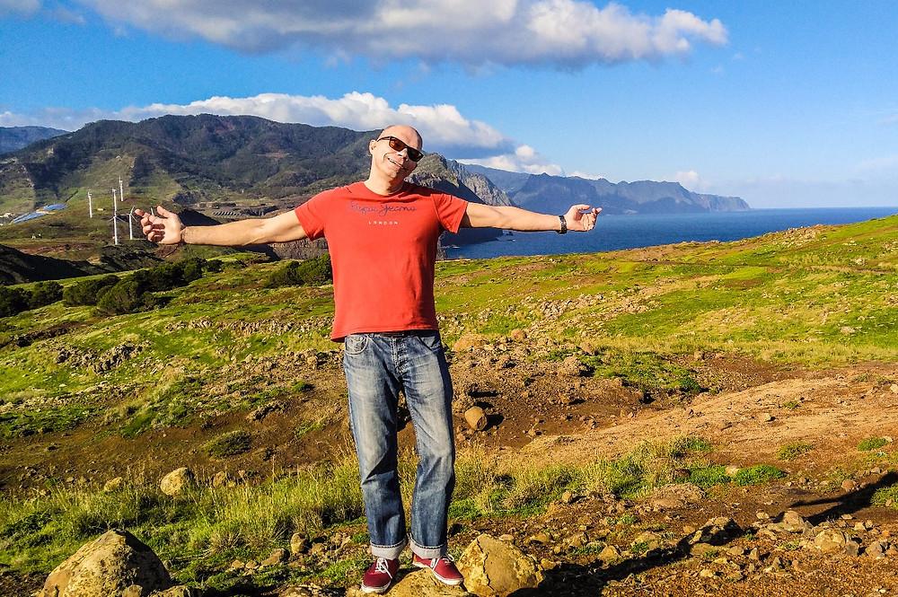 Madeira: Travel blogger Timo Kiviluoma