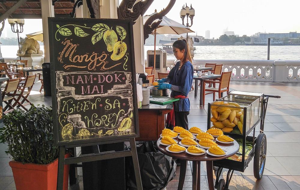 Anantara Riverside Resort, Bangkok, Thailand