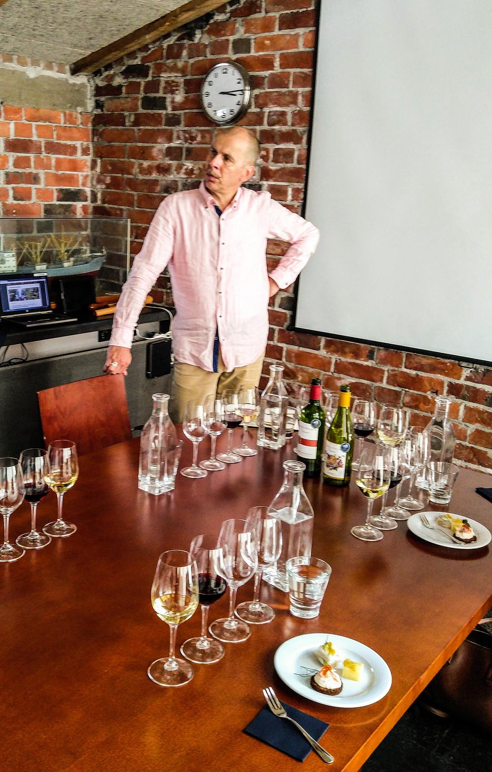 Janne Laiho, Pernod Ricard
