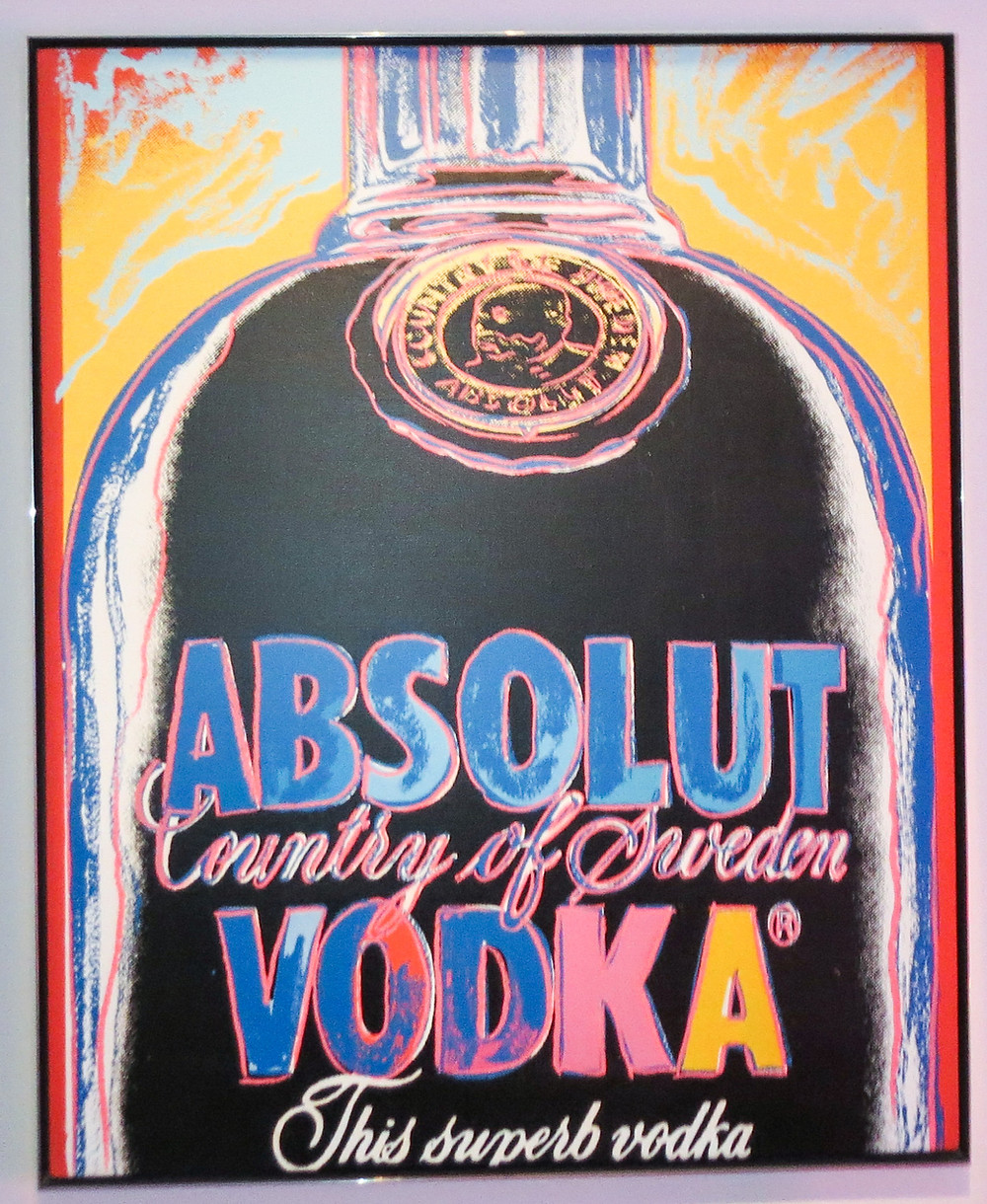 Absolut Art - Absolut Vodka