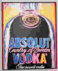 Absolut Art - Absolut Vodka