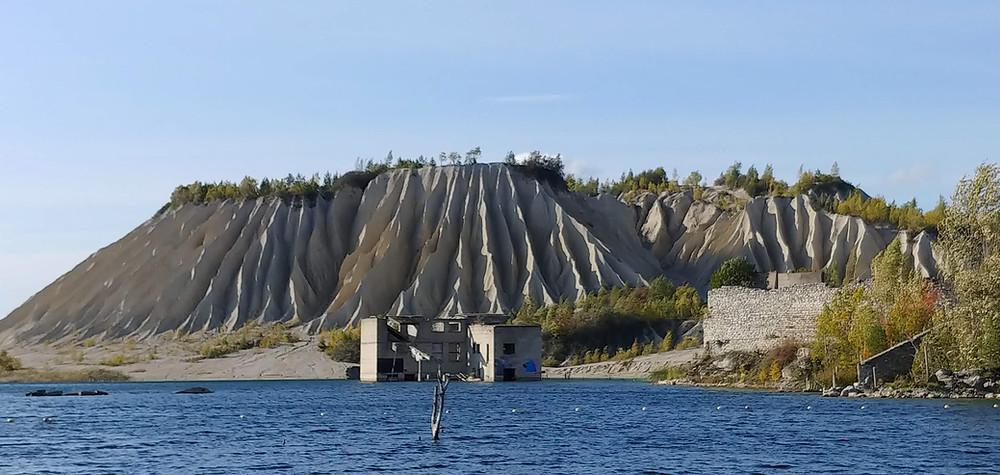 Rummu Karjäär - Rummu Quarry - Estonia