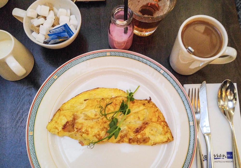 The Best Hotel Breakfast in Helsinki
