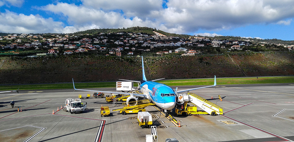 Cristiano Ronaldo International Airport, Madeira
