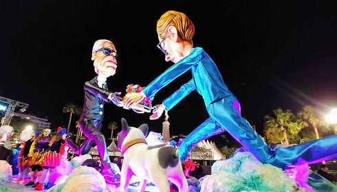 Nizzan Karnevaalit 2020