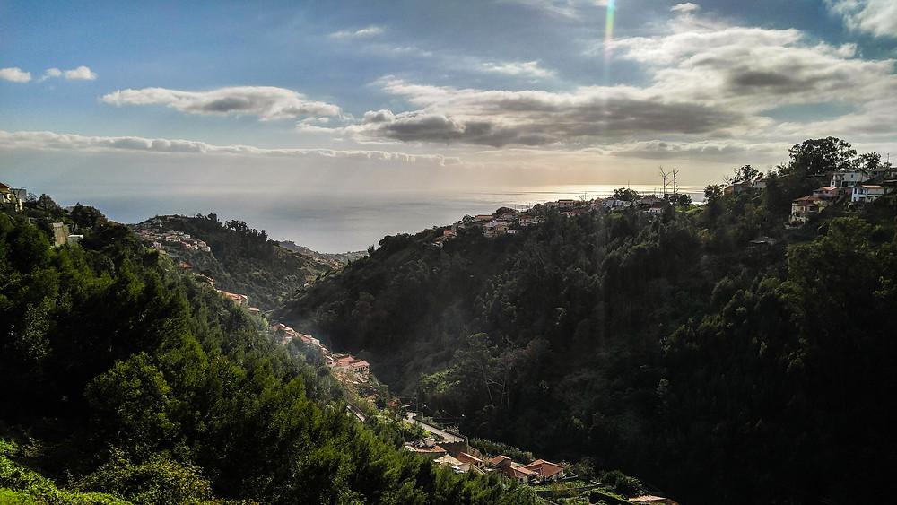 Nunnien laakso, Madeira
