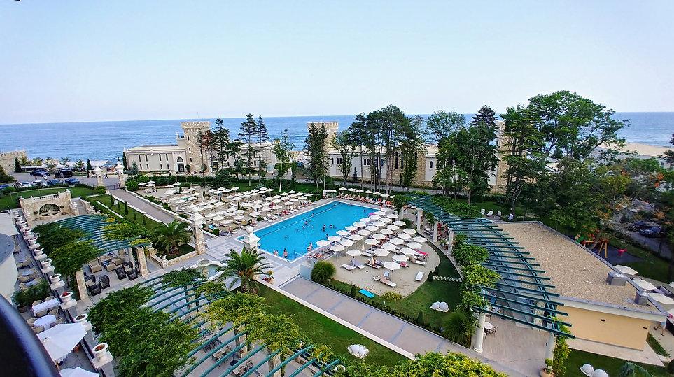 Astor Garden Hotel, Varna