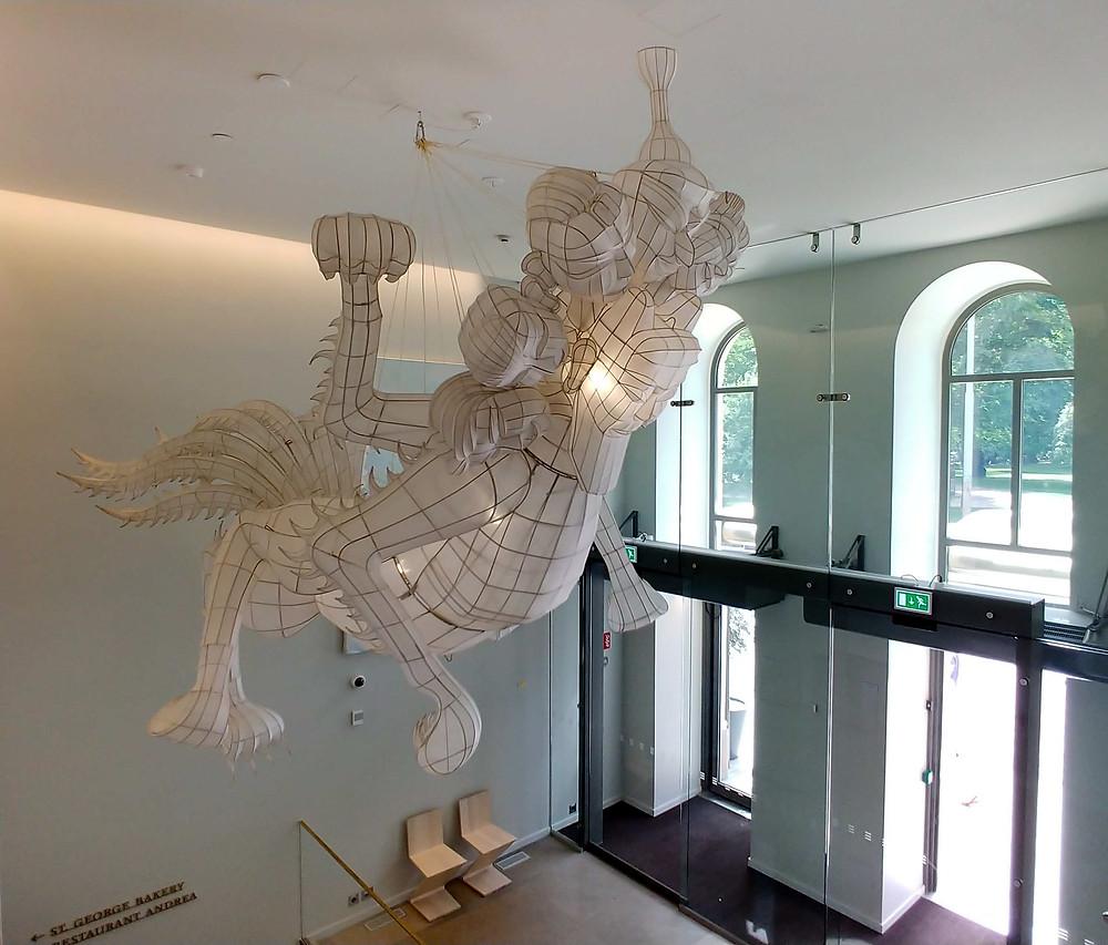 Hotel St. George Helsinki, Ai Wei Wei artwork