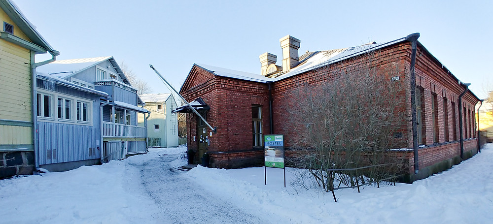 Hostel Suomenlinna, Helsinki