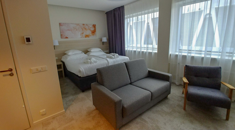 Tallink Spa & Conference -hotel, superior-huone