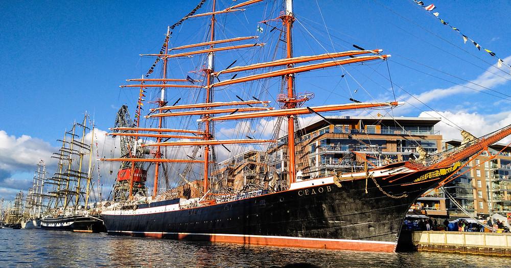 Tall Ships Races Turku 2017