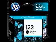 CARTUCHO DE TINTA NEGRA HP 122 (CH561HL)