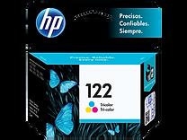 CARTUCHO ORIGINAL DE TINTA TRICOLOR HP122 (CH562HL)